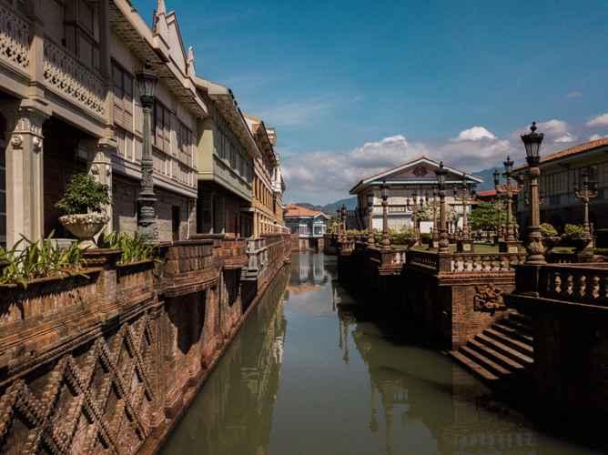 EXTERIOR_BUILDING Las Casas Filipinas de Acuzar