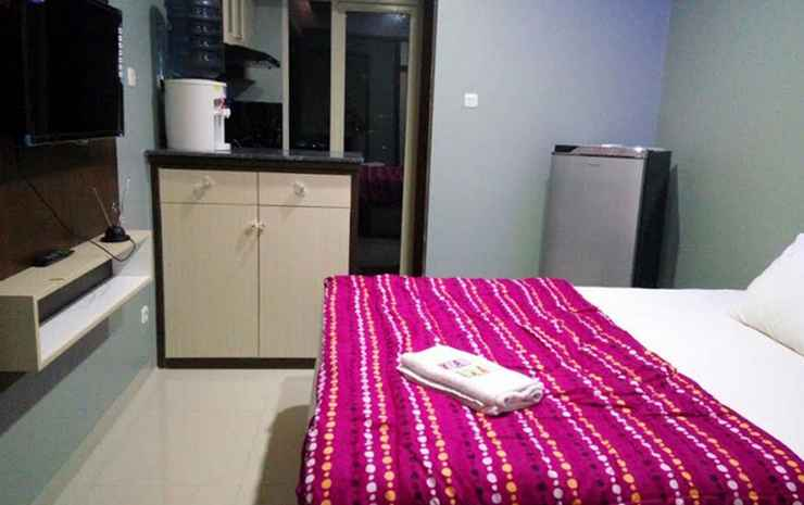 Azalea Studio at Green Lake View Ciputat by Angelynn Property Tangerang Selatan - Azalea Studio Double Bed (Check-in Before 24:00)