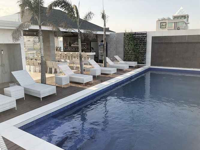 SWIMMING_POOL Apollonia Royale Hotel
