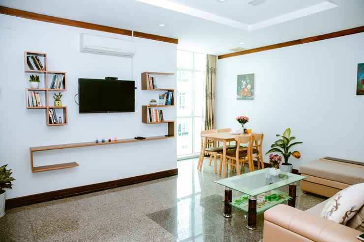 BEDROOM Bon Home Apartment Hoang Anh Quy Nhon