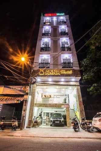 EXTERIOR_BUILDING Anna Center Hotel