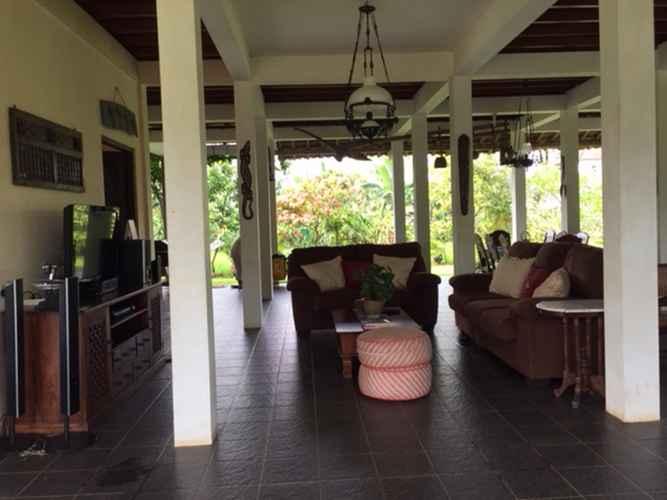 LOBBY Villa 3 Bedroom at Joglo Java