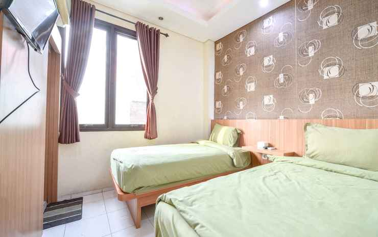 Green Apple Residence Jakarta Jakarta - Twin Room