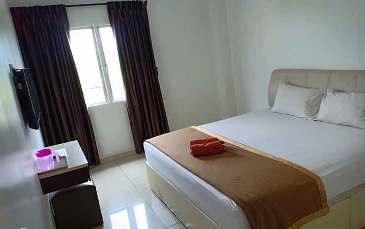 Peach Hill Hotel 2 Johor - Deluxe King Bed With Window