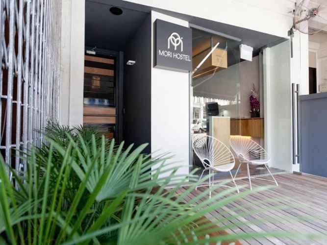 EXTERIOR_BUILDING Mori Hostel Singapore