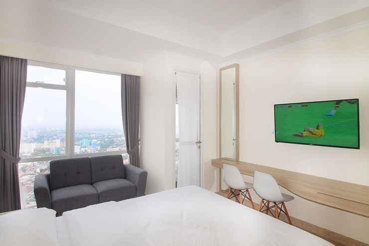 BEDROOM Apartemen Menteng Park by Stay 360