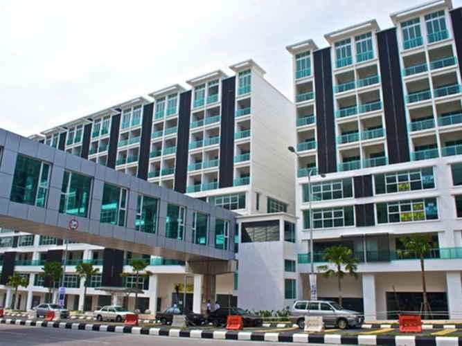 EXTERIOR_BUILDING Homestay @ Damas Service Suites