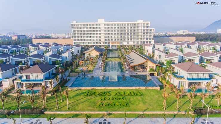 EXTERIOR_BUILDING Rosa Alba Resort