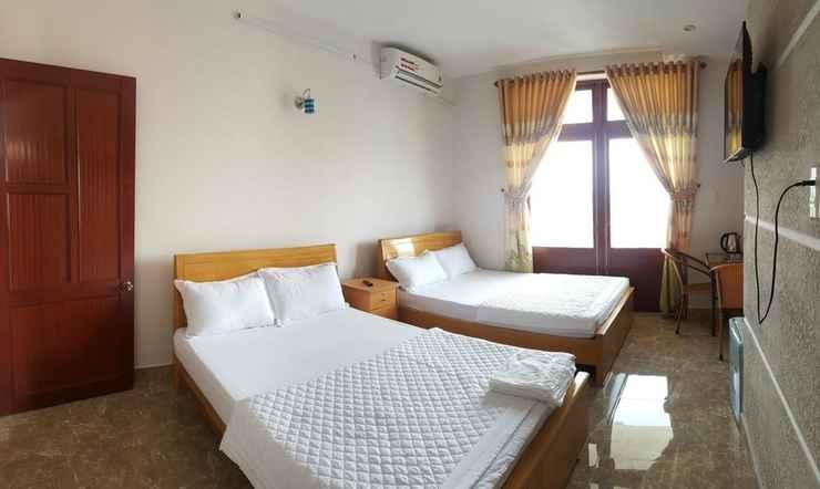 BEDROOM Khách sạn Kim Ngọc Khánh Phú Yên