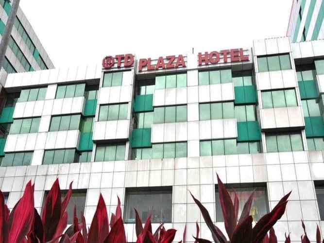 EXTERIOR_BUILDING TD Plaza Hotel