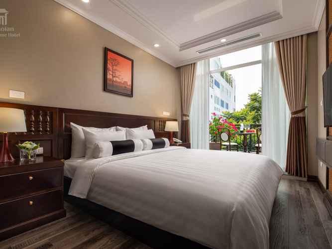 BEDROOM Hanoian Elite Home Hotel