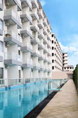 EXTERIOR_BUILDING Indoluxe Rent Apartment Jogja