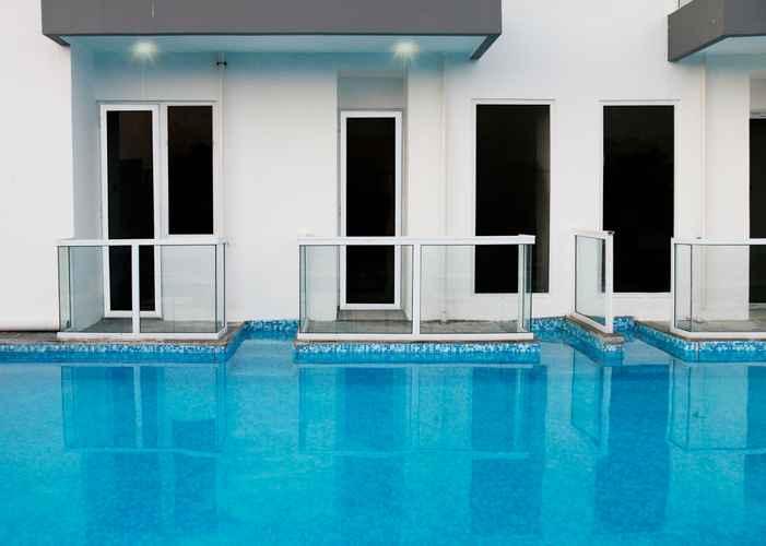 SWIMMING_POOL Indoluxe Rent Apartment Jogja