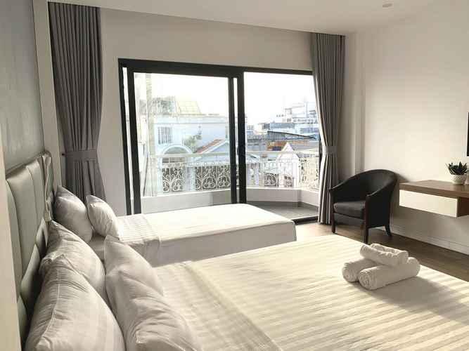 BEDROOM Khách Sạn Hoàng Long