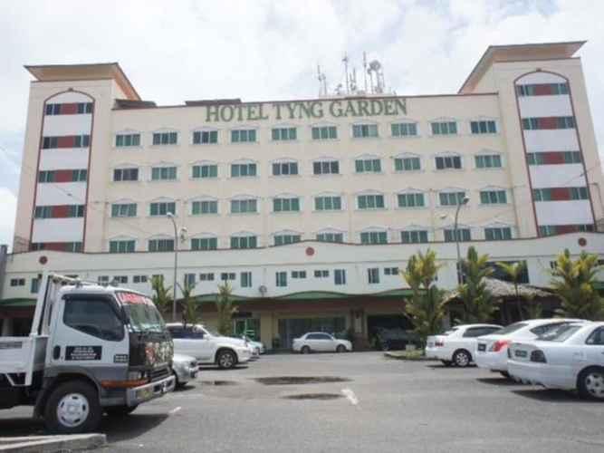 EXTERIOR_BUILDING Tyng Garden Hotel Sandakan