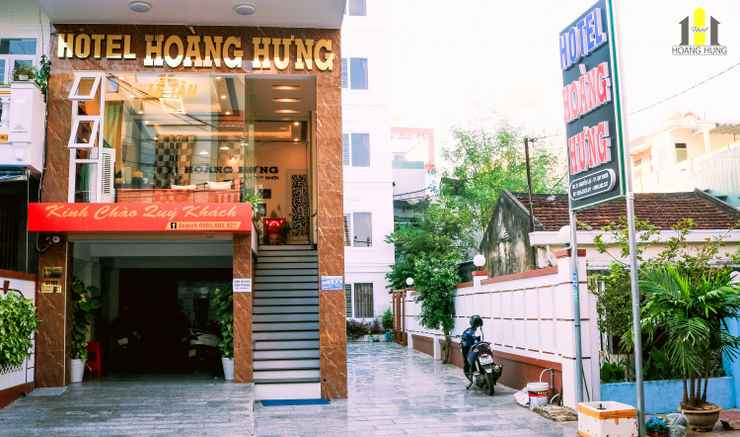 EXTERIOR_BUILDING Hoang Hung Hotel