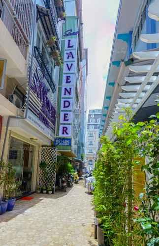 EXTERIOR_BUILDING Khách sạn Sweet Lavender