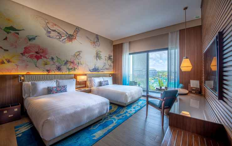 Hard Rock Hotel Desaru Coast Johor - Double Deluks