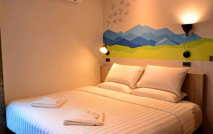 LANA Beds & Space Chiang Mai - 2 Bed Room For Family Room