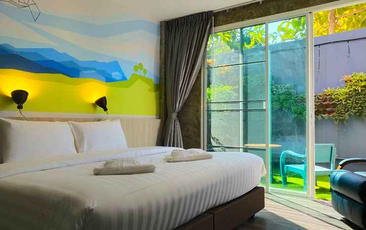 LANA Beds & Space Chiang Mai - Disable Room
