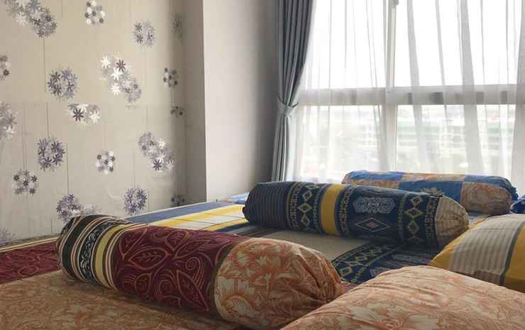 Scientia Apt at Gading Serpong by Taslim Property Tangerang - Cozy Apartment 3 Single Bed + 1 Sofa Bed (MAX CHECK-IN 21:00)