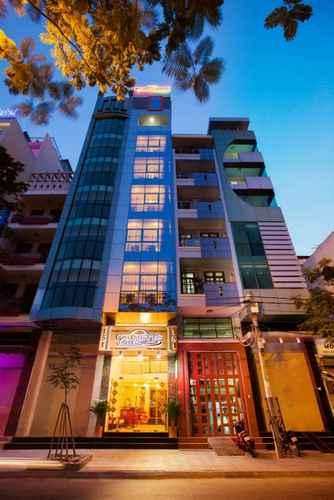 EXTERIOR_BUILDING Calmette Hotel