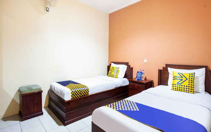 SPOT ON 3858 Elsana Transit Hotel Bogor - SPOT ON NON AC Twin