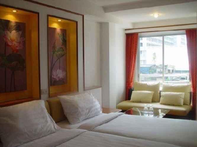 BEDROOM KC Place Hotel Pratunam