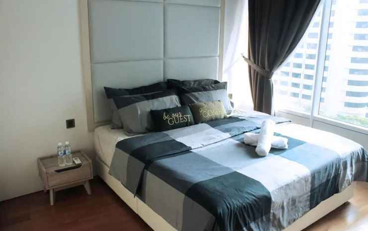 3-bedrooms Suite @ Vortex KLCC by Tideahome Kuala Lumpur - 3-Bedroom Apartment #2
