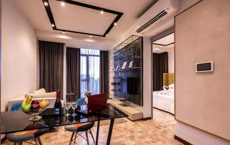 Expressionz Suites KL @ Wodages Kuala Lumpur - One-Bedroom Apartment (Room Only)
