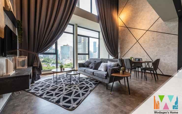 Expressionz Suites KL @ Wodages Kuala Lumpur - Executive Loft (Room Only)