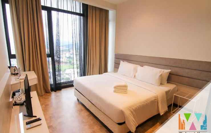 Expressionz Suites KL @ Wodages Kuala Lumpur - Deluxe King Studio (Room Only)