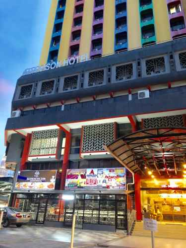 EXTERIOR_BUILDING Adamson Hotel Kuala Lumpur