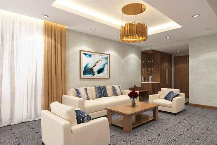 LOBBY Khách sạn Mường Thanh Luxury Sơn La
