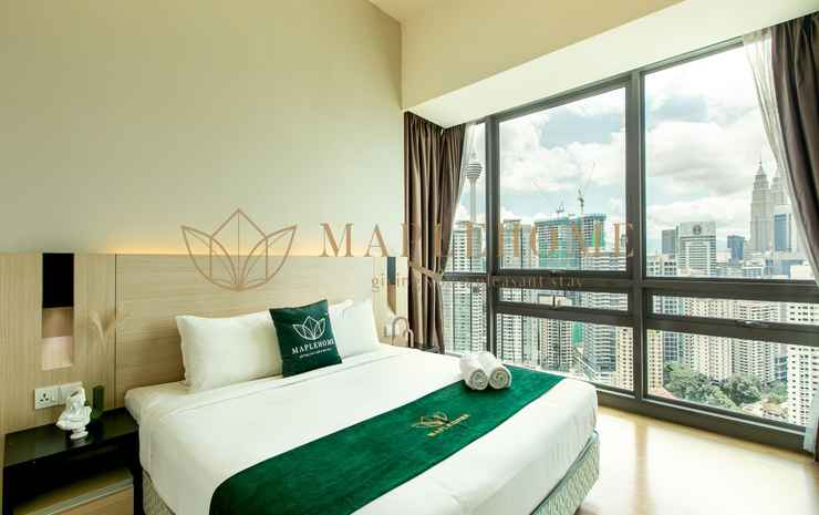 Swiss Garden Residence Kuala Lumpur Kuala Lumpur - Royal Three-Bedroom Suite