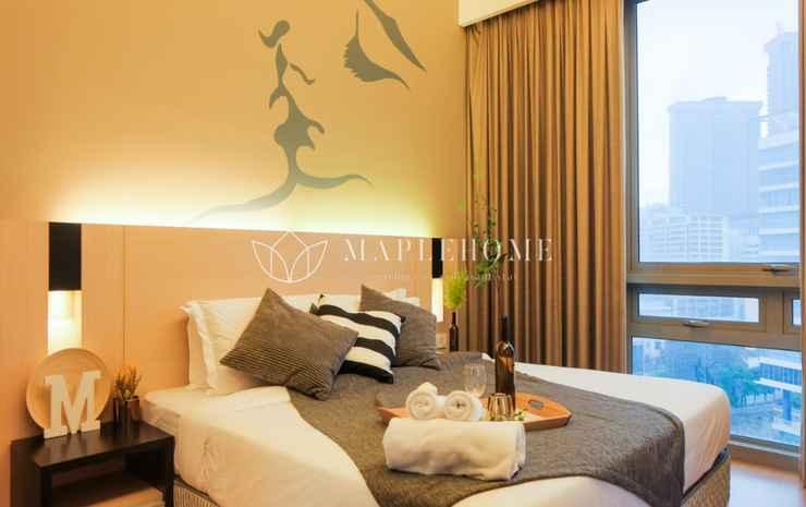 Swiss Garden Residence Kuala Lumpur Kuala Lumpur - Premier Two-Bedroom Suite