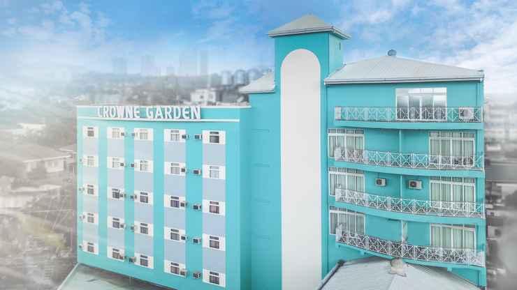 EXTERIOR_BUILDING Crowne Garden Hotel
