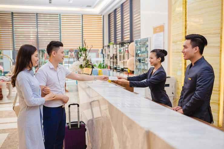 LOBBY Muong Thanh Luxury Bac Ninh Hotel