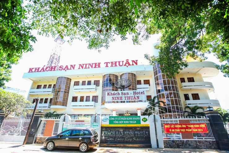 EXTERIOR_BUILDING Khách sạn Ninh Thuận