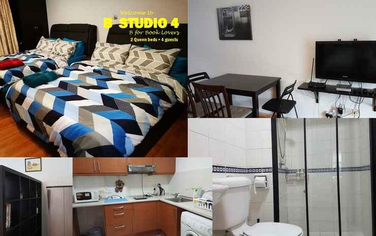Maytower Hotel & Serviced Apartments by B Studio Kuala Lumpur - Premium Studio