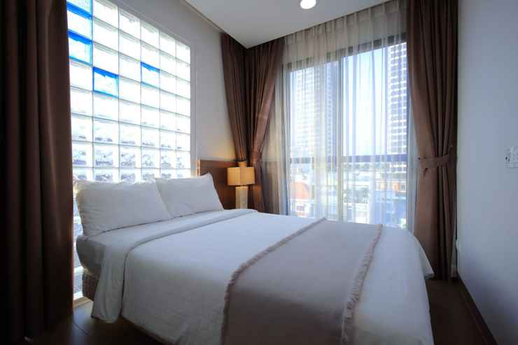 BEDROOM Thao Dien Serviced Apartment