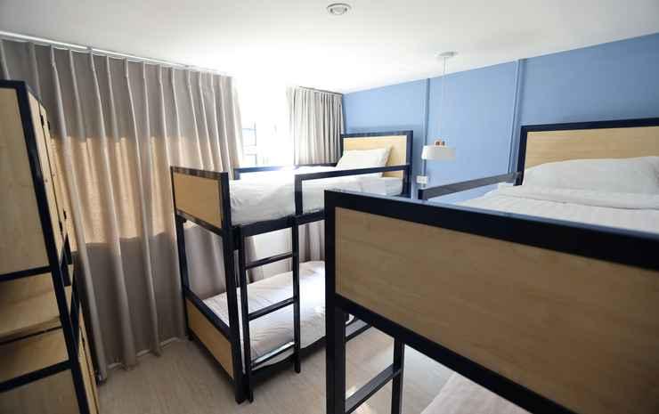 Local Time Bangkok Bangkok - 4-bed dormitory Private room