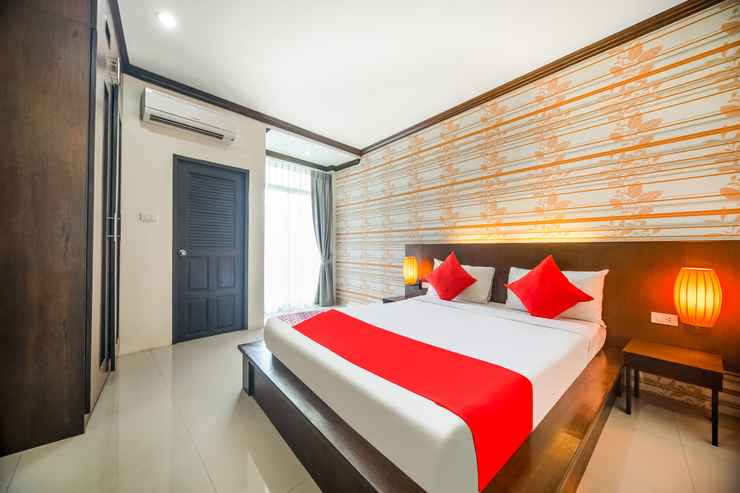 BEDROOM Patong City Hometel