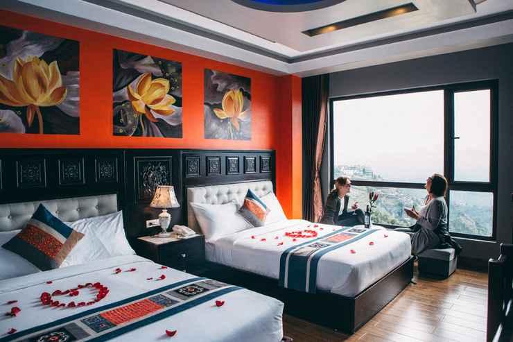BEDROOM Sapa Nature View Hotel