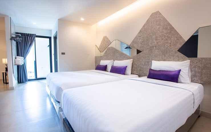 Spittze Hotel Pratunam Bangkok - Spittze Family Room Only