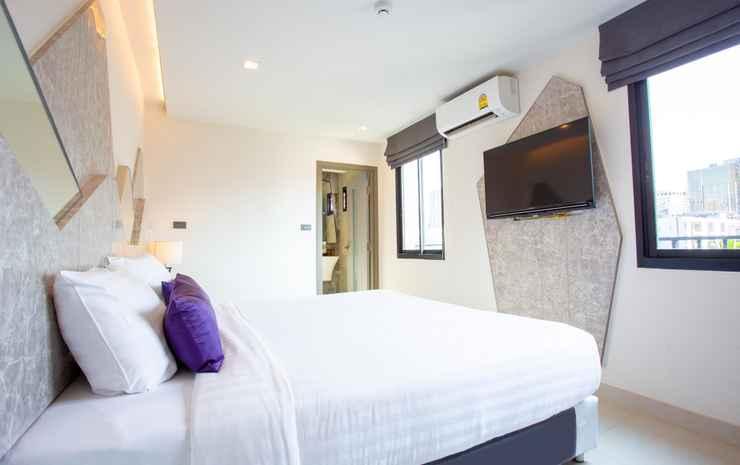Spittze Hotel Pratunam Bangkok - Spittze Deluxe Room Only