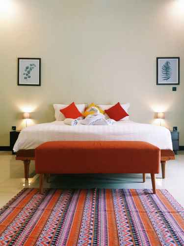 BEDROOM Daksina Villa 2 Bedrooms
