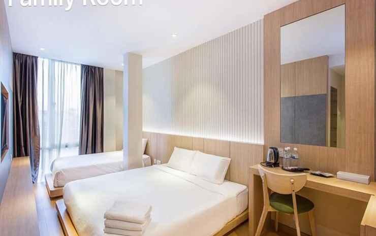 Kyoto Boutique Hotel  Johor - Family Room