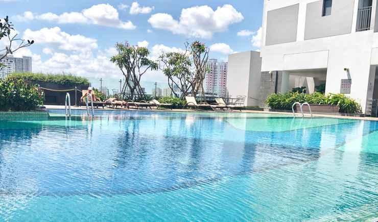 SWIMMING_POOL Saigon Apartment - River Gate Residence