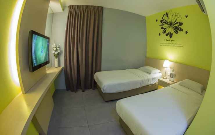 Hotel Sin Jo Johor - Deluxe Twin